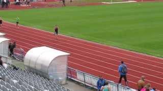 Чемпионат Харьковской области по легкой атлетике 400 м 96-97гг.
