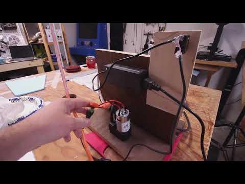 DIY Vacuum bagging PUMP setup