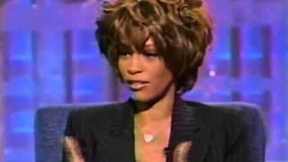 Whitney Houston on The Magic Johnson Show 1998