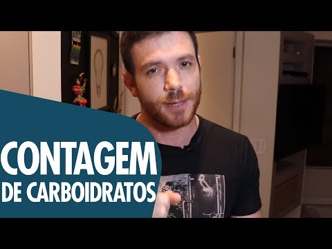 CONTAGEM DE CARBOIDRATO