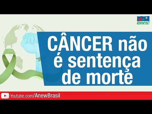 Câncer Não É Sentença De Morte