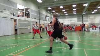 TSV Giants Leverkusen vs MBCA U14 Firestarter Tournament 2017
