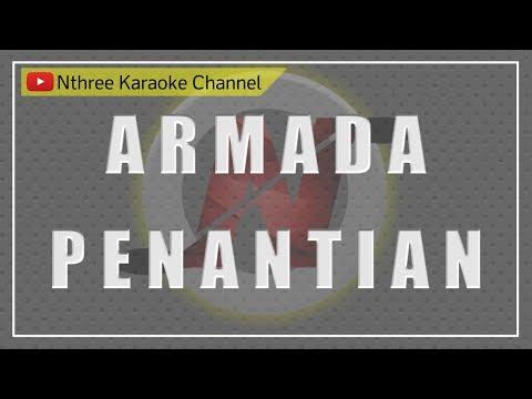 Armada - Penantian | Karaoke Tanpa Vokal