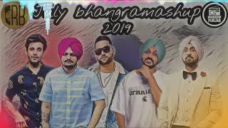 August Bhangra mashup ( Dj Hans)  Bass boosted songs|| Punjabi remix songs 2019