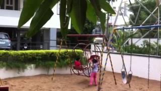 Disha Lasya playing swing Thumbnail