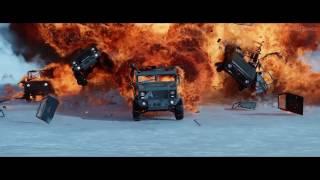 Форсаж 8 (2017) русский трейлер смотреть нереально крутой фильм гонки