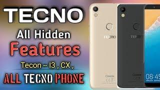 Tecon Camon ich am besten versteckten Features, Tecon Camon CX-hidden Features