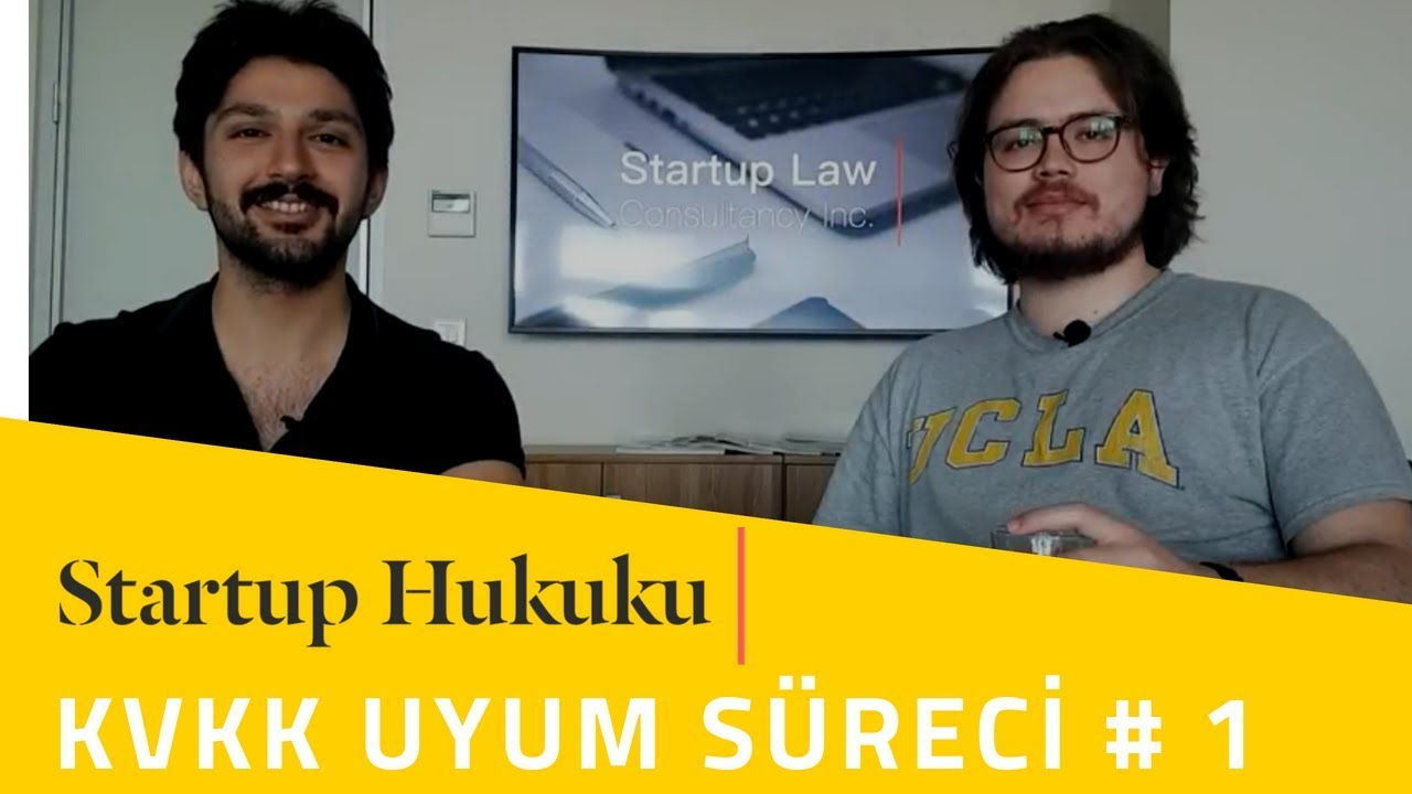 Startup Hukuku Kişisel Veri Kapsamı Kvkk 1 Youtube