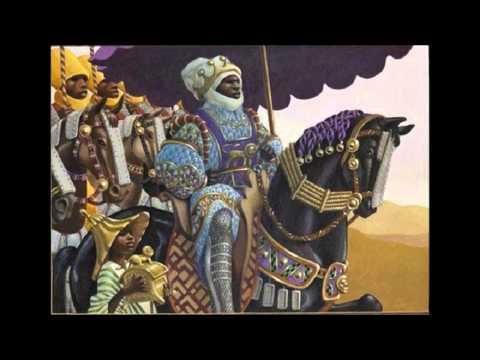 african classical music ensemble  SUNDIATA