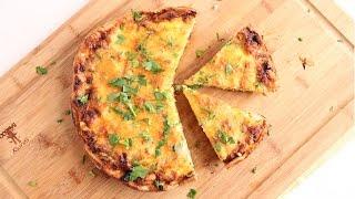 Potato & Onion Frittata Recipe