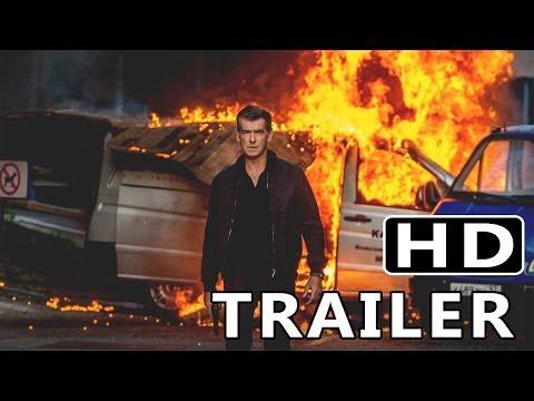 Official HD Trailer | The November Man | Pierce Brosnan 2014