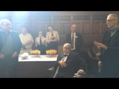 NEIL BALDWIN 70th BIRTHDAY- Neils Jokes Lous gift