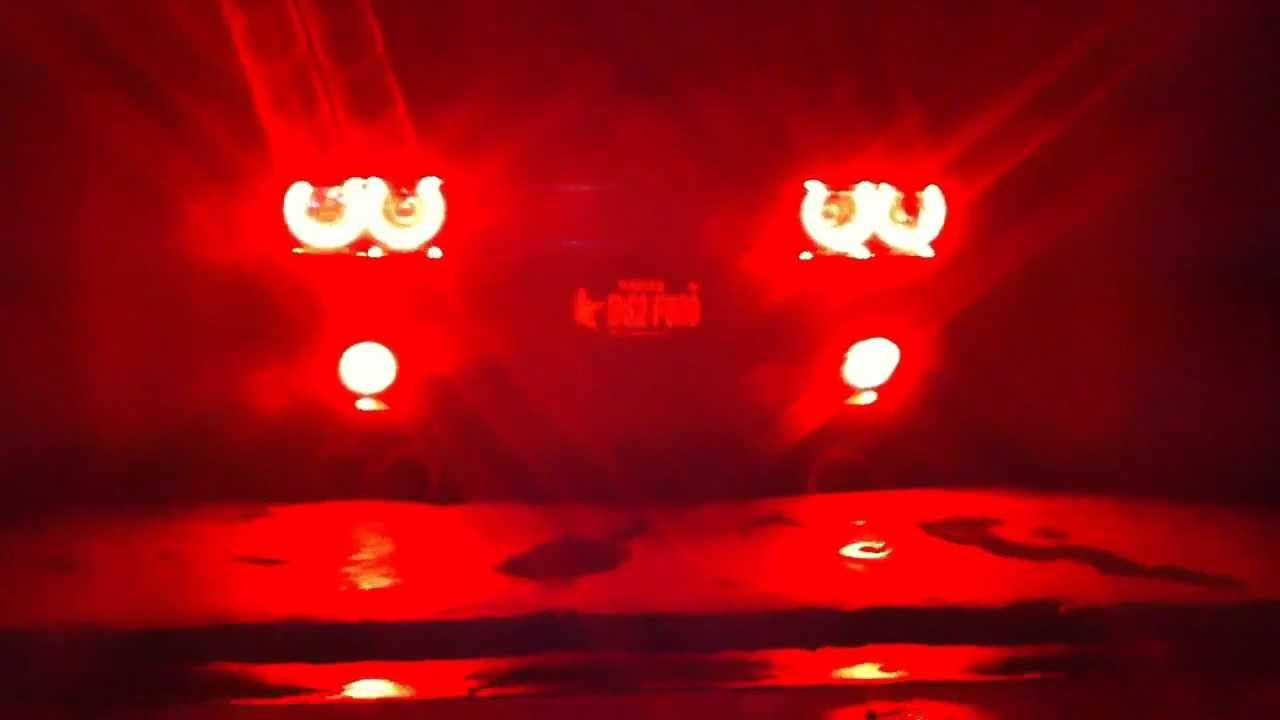 Bgncustoms 2012 Dodge Challenger With Aac Oracle Lights