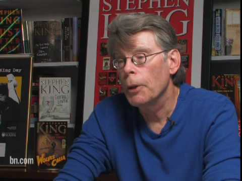 Stephen king meet the writers youtube stephen king meet the writers m4hsunfo