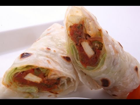 paneer frankie recipe by vah chef chicken curry