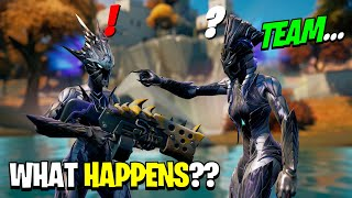 What Happens if Boss Spire Assassin Meets Spire Guardian Boss in Fortnite Season 6?!