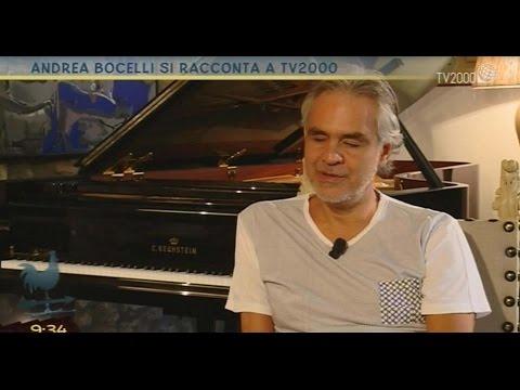 """Andrea Bocelli: """"La mia fede frutto di un ragionamento"""". L'intervista di Enrico Selleri"""