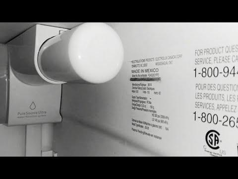 Change Frigidaire Gallery Water Filter