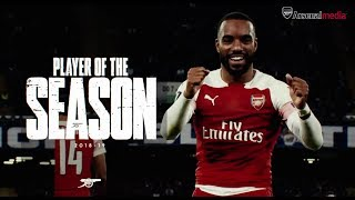Your Player of the Season = Alexandre Lacazette | The best of Laca