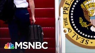 President-elect Donald Trump Prepares To Take Over
