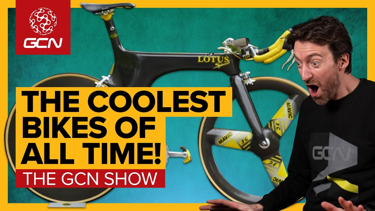 Download Are These The Coolest Bikes Of All Time? | GCN Show Ep.421