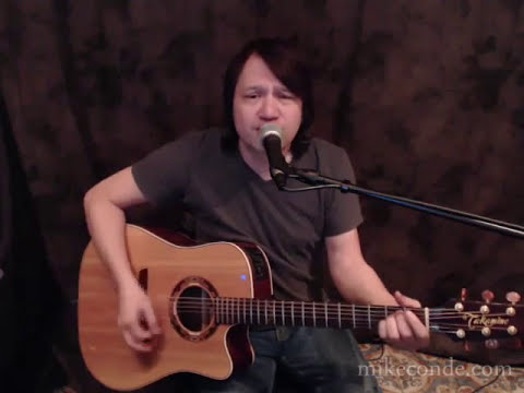 Perfect Places - live performance - original song - Mike Conde