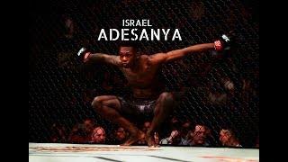 Israel Adesanya - MY TIME ᴴᴰ (Highlights 2019)