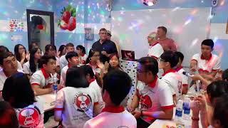 Karaoke Sway (Cha Cha Cha Version - Live) - Michael - Steven