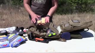 Bug Out / Bail Out / Get Home Bag Contents: What to Pack (PART 1)