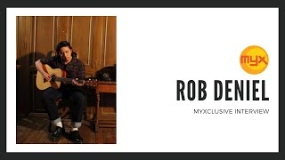 Rob Deniel on MYXclusive