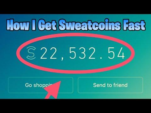 Sweatcoin Hack