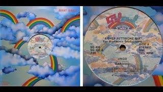 "CANDIDO. ""Jingo"". 1979. 12"" Jingo Breakdown Original Shep Pettibone.Remix 1983"