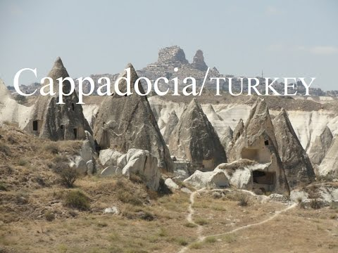 Turkey/Çavuşin-Avanos/Cappadocia   Part 6 HD