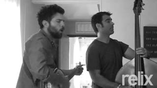 "The Avett Brothers Backstage Exclusive at Hangout 2010 ""Slip Sliding Away"""
