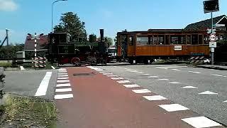 SHM 30 'Hoorn' komt aan op station Wognum-Nibbixwoud!