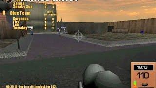 Game Gotcha Babes X-treme - gameplay