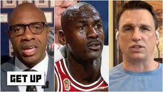 Reacting to the truth about Michael Jordan's 'Flu Game' | Get Up