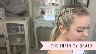 How To Infinity Braid By SweetHearts Hair