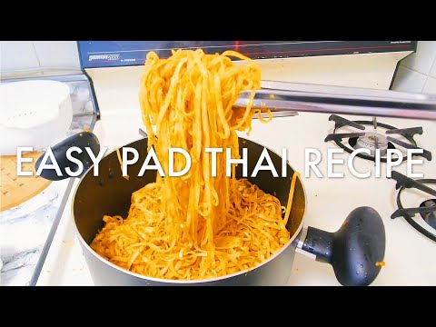 EASY PAD THAI RECIPE