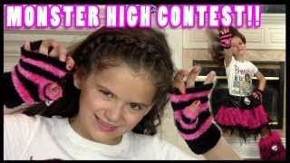 We Are Monster High! Dance and Singing Contest! |  Kittiesmama