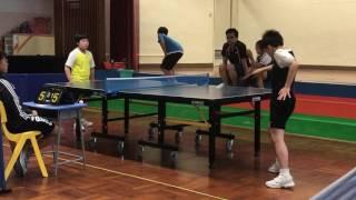 Publication Date: 2017-06-26 | Video Title: 2016-2017 保良局陸慶濤小學乒乓球比賽男子中級組 -