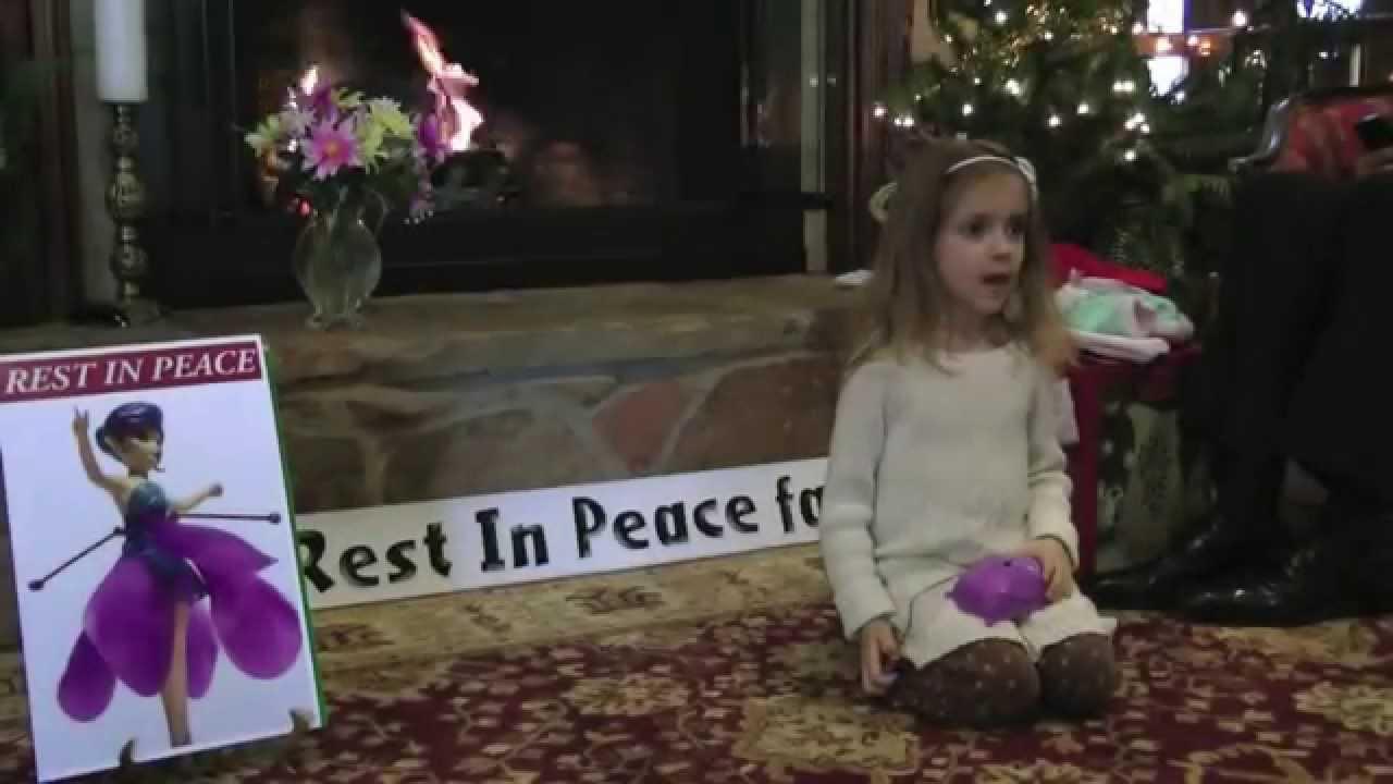 FlutterBye Fairy Funeral - YouTube