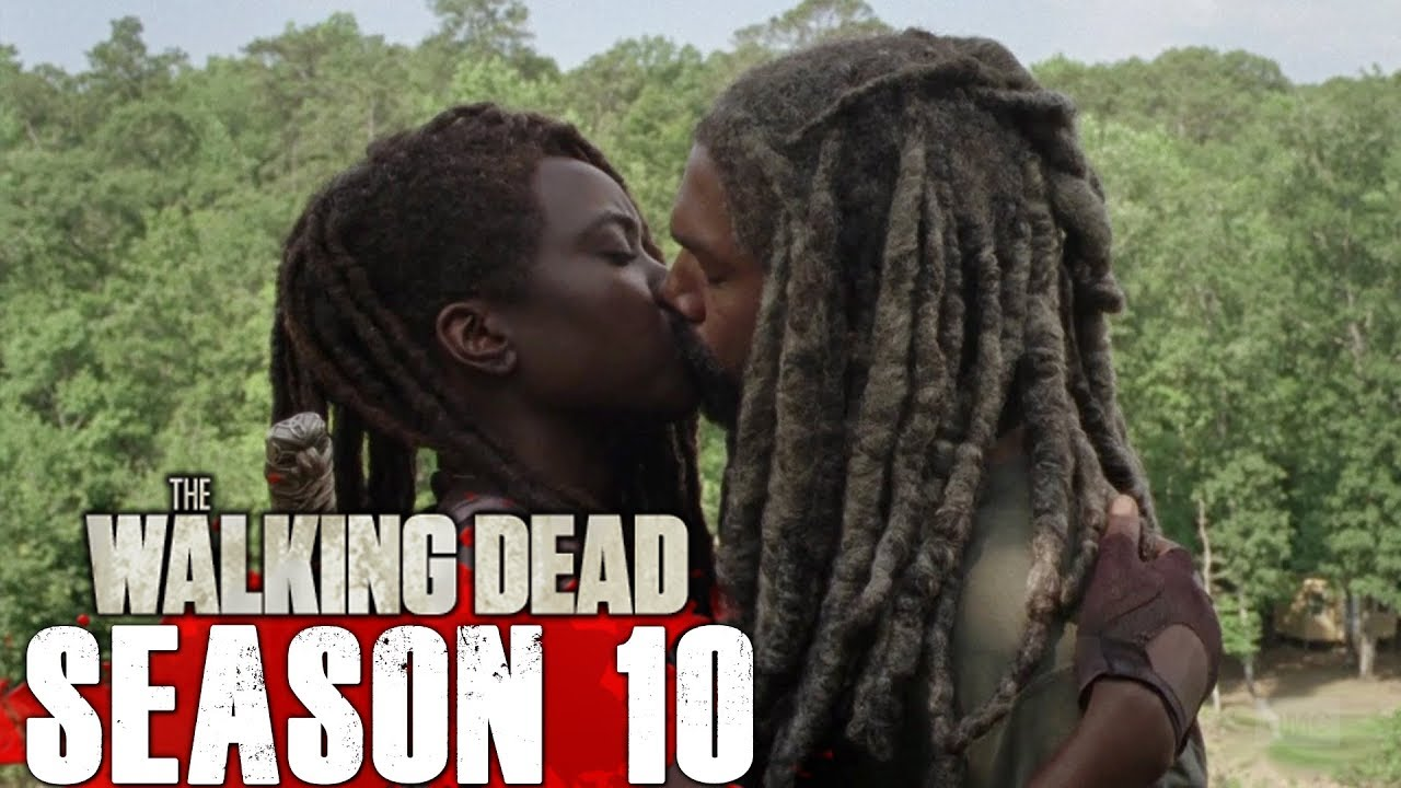 Download The Walking Dead Season 10 Episode 4 - Silence The Whisperers - Video Review!