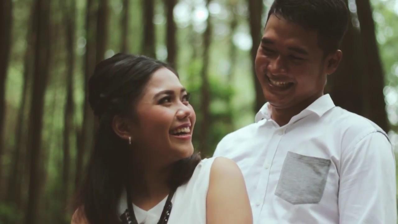 Prewedding Of Nadia Mardji At Gunung Pancar Bogor Youtube