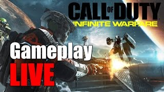 Call of Duty: Infinite Warfare - Gameplay Adrenaline LIVE!