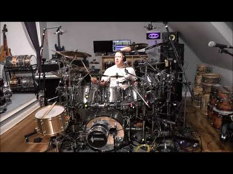 Mofo on Drums