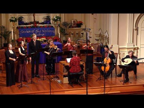Alessandro Grandi: Venetian Christmas Vespers, complete. Voices of Music