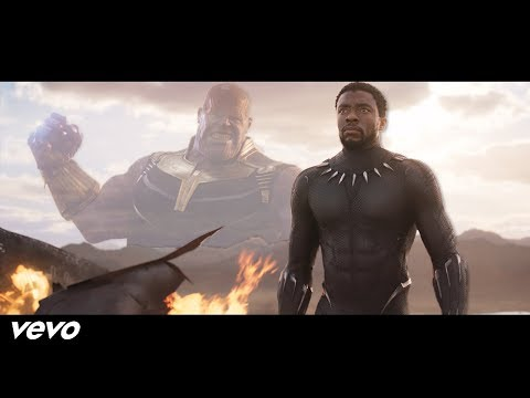 Black Panther - Thanos On My Mind (YNW Melly Parody)