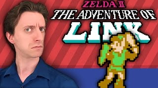 Zelda II: The Adventure of Link - ProJared