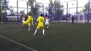 Unity Лига Группа А 1-й тур ИРТЫШСК -2:0- КЭЗ-2 24 апреля